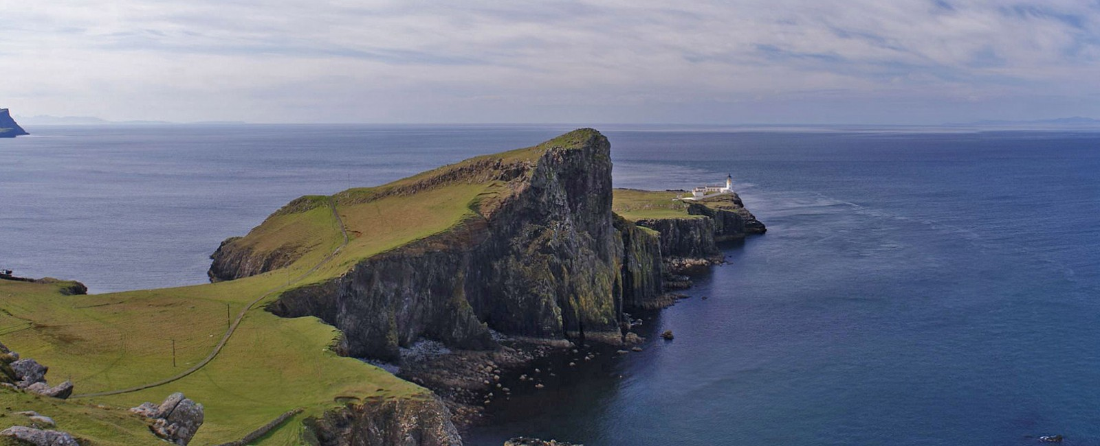 Neist Point Lighthouse - Just a 5 minute drive away